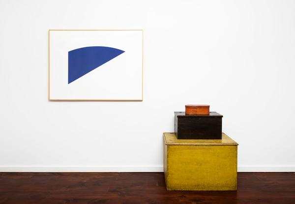 Featured Mount Lebanon with Prints by Ellsworth Kelly