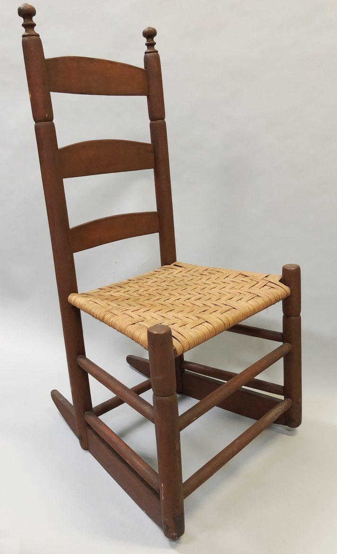 Rocking Chair, Church Family, Mount Lebanon, NY